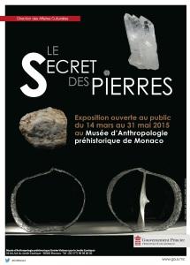 Affiche le secret des pierres A2-HD