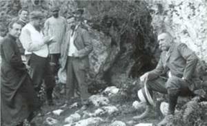 Excavations mus e d 39 anthropologie pr historique de monaco - Louis albert de breuil ...