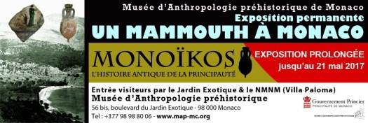 Monaco antique prolongée jusqu'au 21 mai